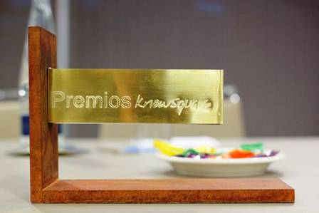 Nota de Prensa Final de los Premios Know Square 2013