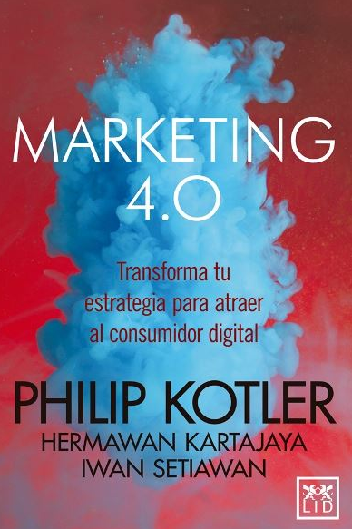 Reseña del libro Marketing 4.0